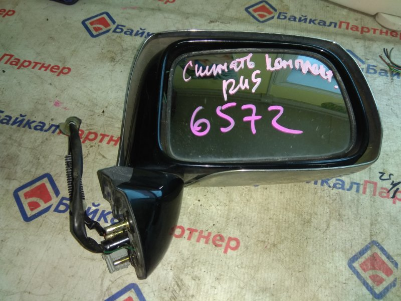 Зеркало Honda Mobilio Spike GK1 L15A переднее правое 6572
