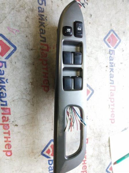 Блок управления стеклами Toyota Wish ZNE14G 1ZZ-FE 2004 6466