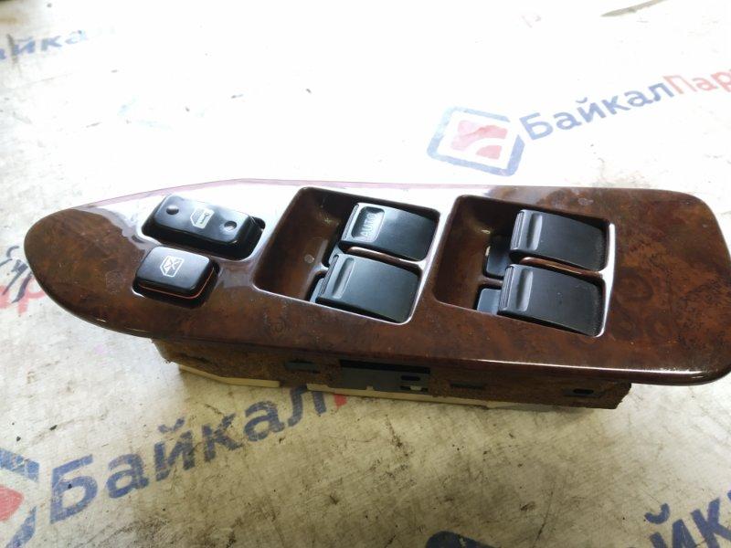 Блок управления стеклами Toyota Crown JZS153 1JZ-GE 1998 6419