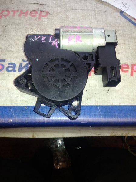 Стеклоподъемный механизм Mazda Axela BK5P ZY-VE передний правый