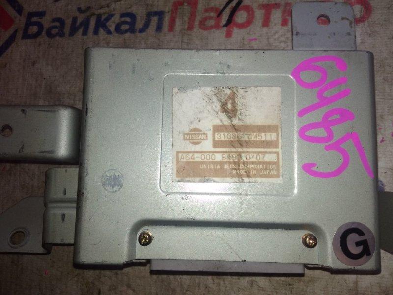 Блок управления автоматом Nissan Sunny FNB15 QG15DE 31086-4M511