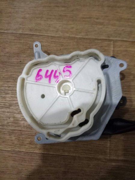 Привод заслонки отопителя Toyota Corolla Fielder NZE121G 1NZ-FE 2005 6445