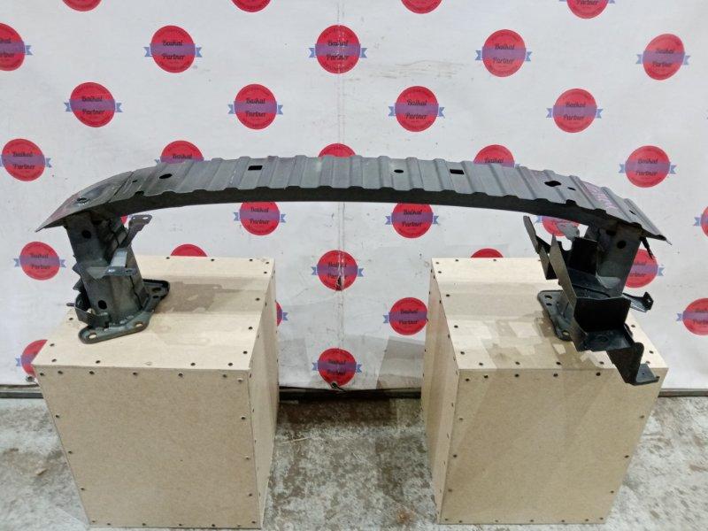 Усилитель бампера Mazda Axela BK5P ZY 2000 передний 6144