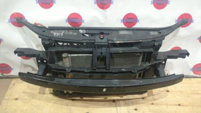 Усилитель бампера Volkswagen Polo 9N3 передний 6162