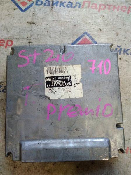 Блок efi Toyota Corona Premio ST210 3S-FSE 89661-2G190