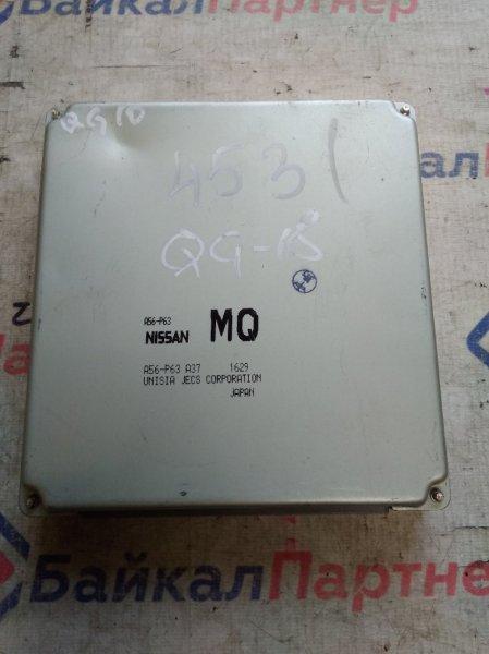 Блок efi Nissan Bluebird Sylphy QG10 QG18DE 4531