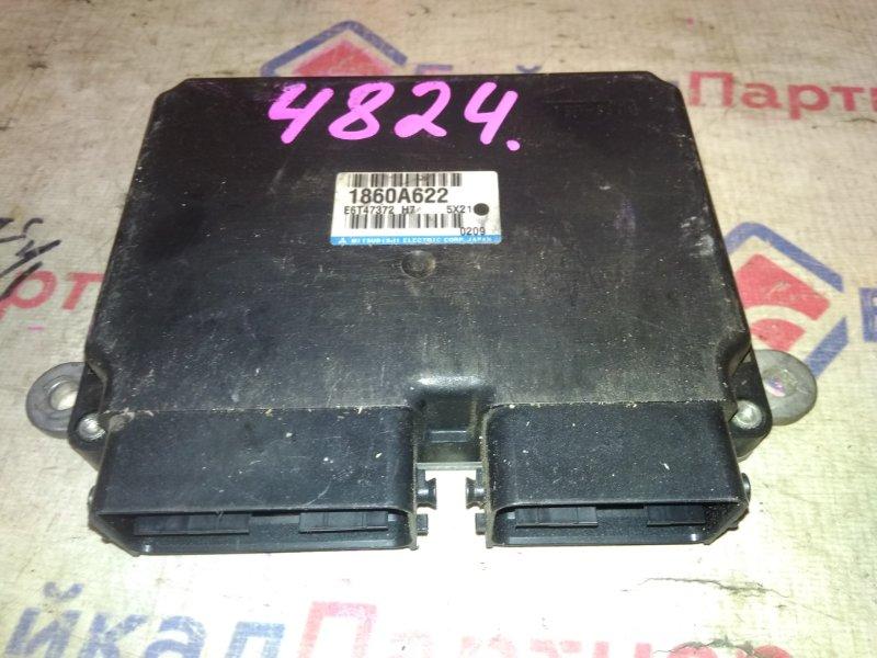 Блок efi Mitsubishi Outlander CW5W 4B12 2006 1860A622 E6T47372