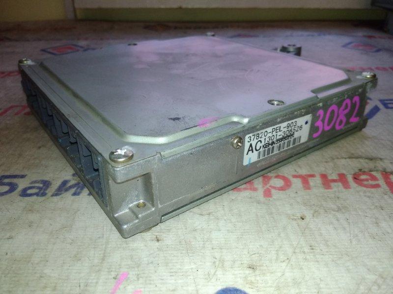 Блок efi Honda Hr-V GH1 D16A 2001 37820-PEL-903