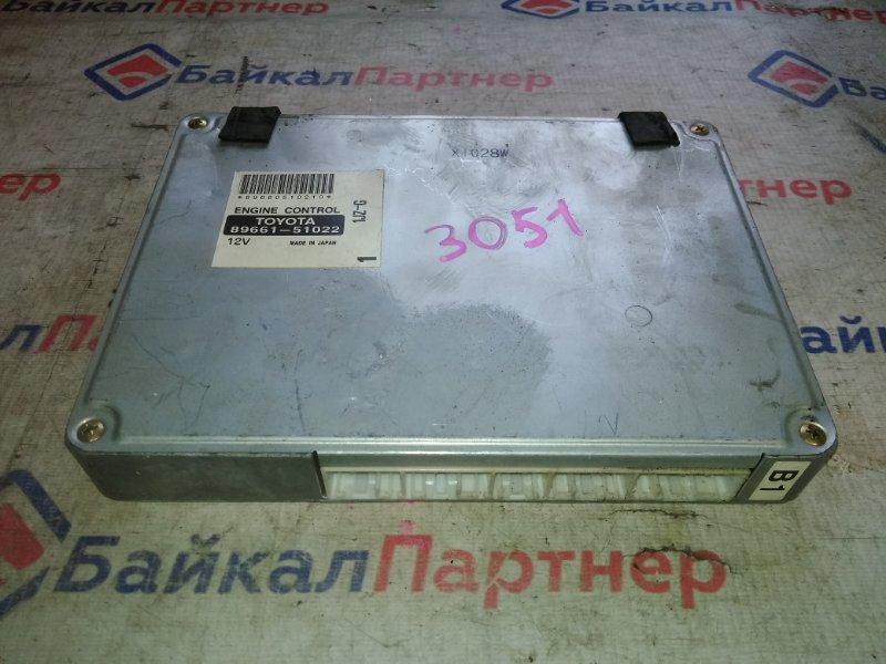 Блок efi Toyota Progres JCG10 1JZ-GE 89661-51022