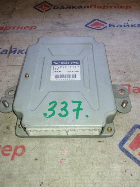 Блок управления двс Daihatsu Terios J100G HC-EJ 89560-87402