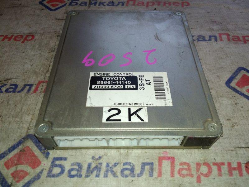 Блок efi Toyota Nadia SXN10H 3S-FE 89661-44140