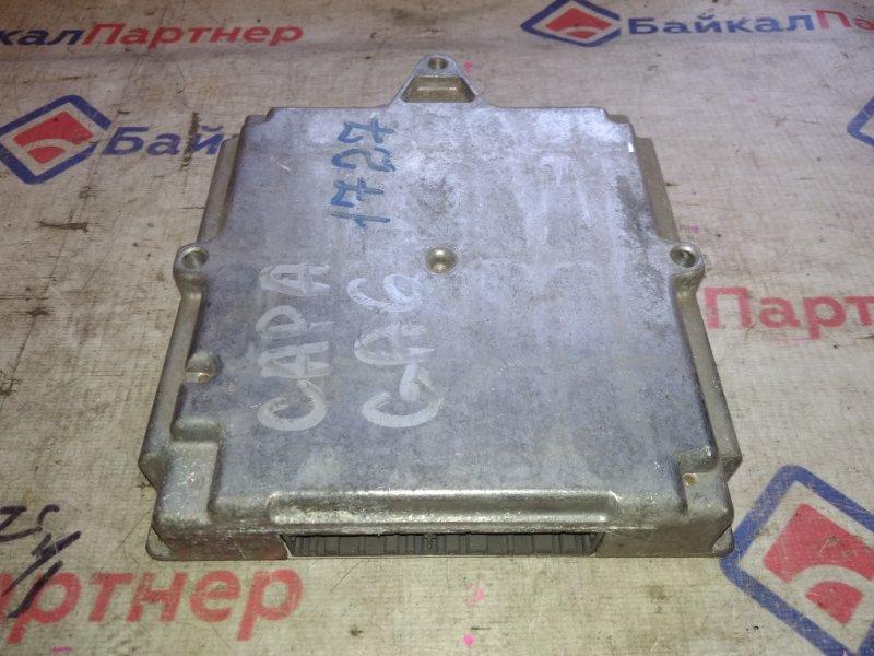 Блок efi Honda Capa GA6 D15B 37820-PEJ-J02169-206999