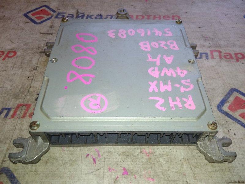 Блок efi Honda S-Mx RH2 B20B 37820-P8R-922
