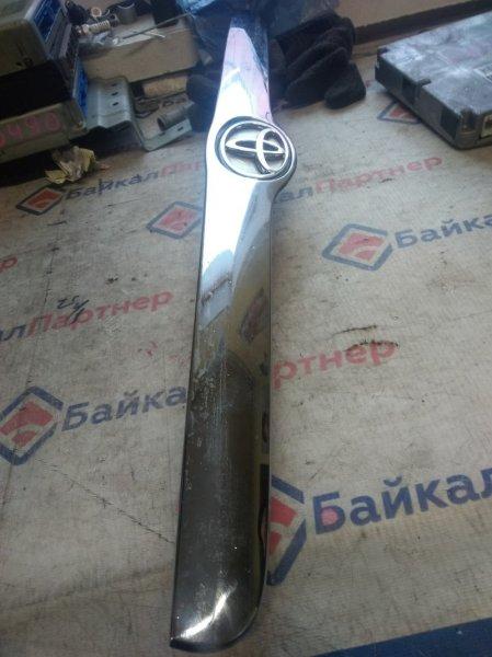 Накладка на багажник Toyota Mark Ii GX110 2001 1717