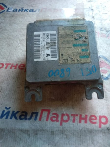 Блок управления airbag Honda Airwave GJ1 L15A 2005 6800