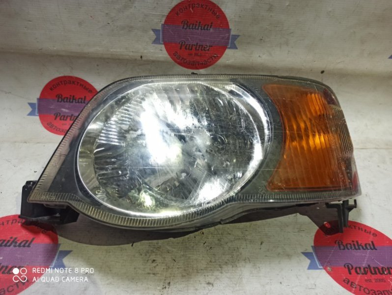 Фара Honda S-Mx RH1 B20B 2000 левая 07-75