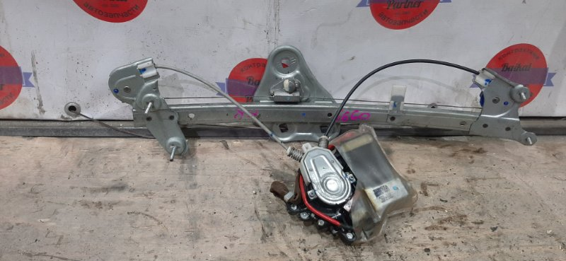 Стеклоподъемный механизм Toyota Windom MCV21 2MZ-FE 2001 передний правый 6660