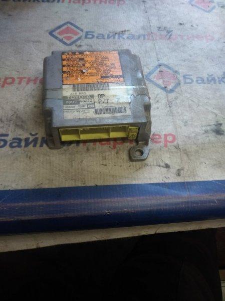 Блок управления airbag Toyota Corolla Spacio ZZE122N 1ZZ-FE 2002 6819