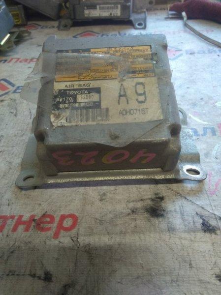 Блок управления airbag Toyota Probox NCP55V 1NZ-FE 4023