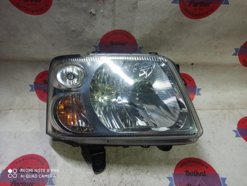 Фара Suzuki Wagon R Solio MA34S M13A 2000 правая 52-93