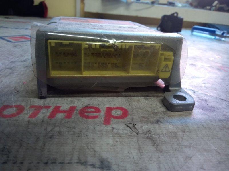 Блок управления airbag Toyota Corolla NZE124 1NZ-FE 2005 0132