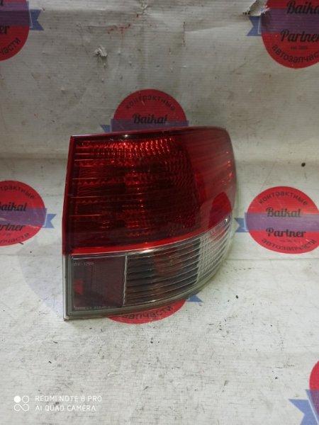 Стоп Toyota Vista Ardeo SV55G 1998 задний правый 32-170