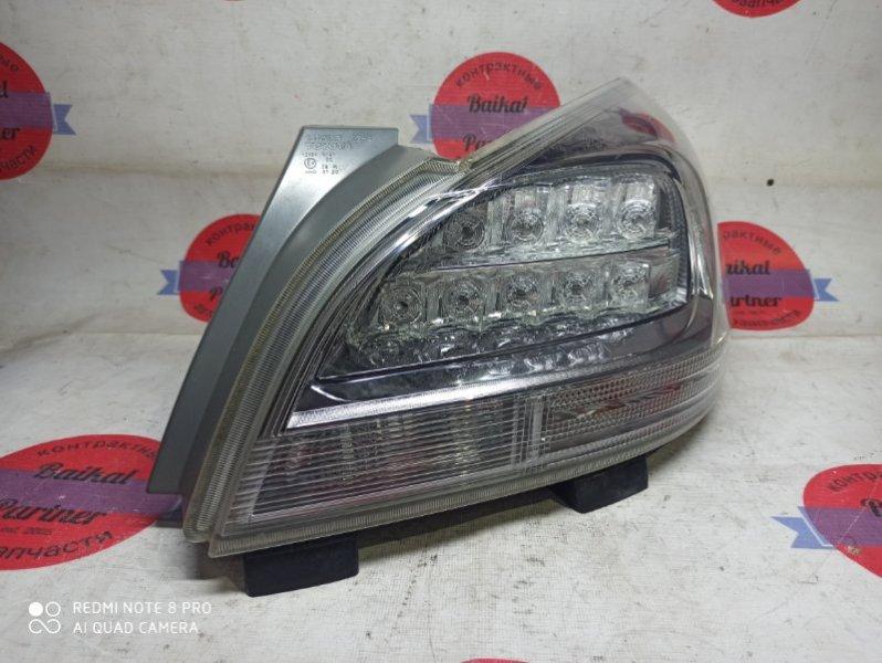 Стоп Toyota Mark X Zio ANA10 2008 задний правый