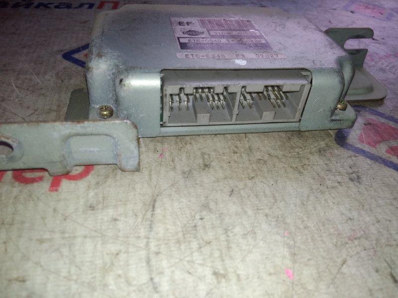 Блок управления автоматом Nissan QR20DE 31036-AU505