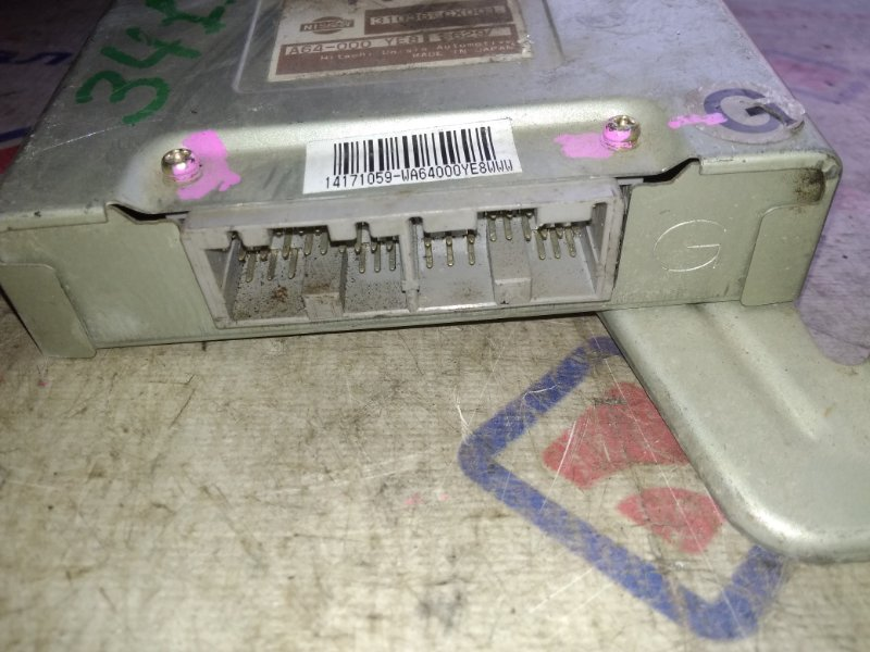 Блок управления автоматом Nissan X-Trail NT30 QR20DE 31036-CX0014