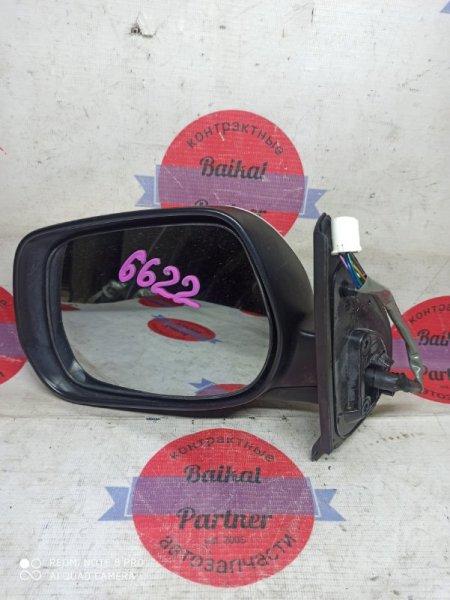Зеркало Toyota Sienta NCP81G 1NZ-FE 2004 левое 6622