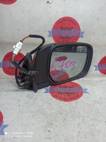 Зеркало Toyota Town Ace CR31G 3C-T 1994 переднее правое 6703