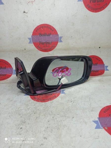 Зеркало Toyota Verossa GX115 2002 правое 6638