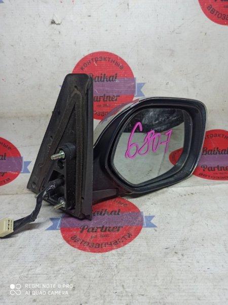 Зеркало Toyota Bb NCP35 2005 правое 6807