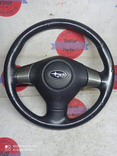 Airbag на руль Subaru Outback BP9 2006 6752