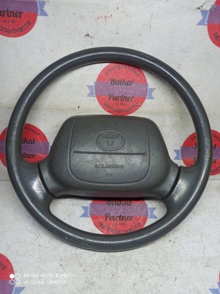 Airbag на руль Toyota Hiace Regius KCH46W 1KZ-TE 1999 6671