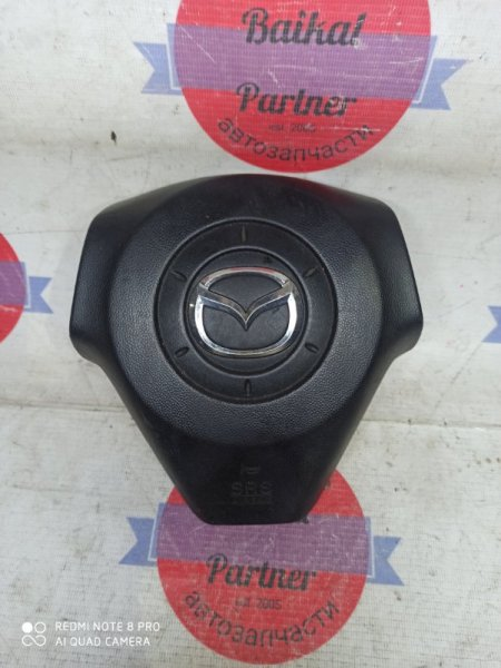 Airbag на руль Mazda Axela BK5P 2007 6687