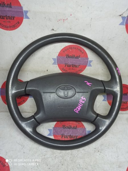Airbag на руль Toyota Hilux Surf RZN185W 1999 6697