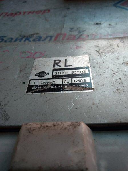 Блок управления автоматом Nissan CD20 31036-5C910