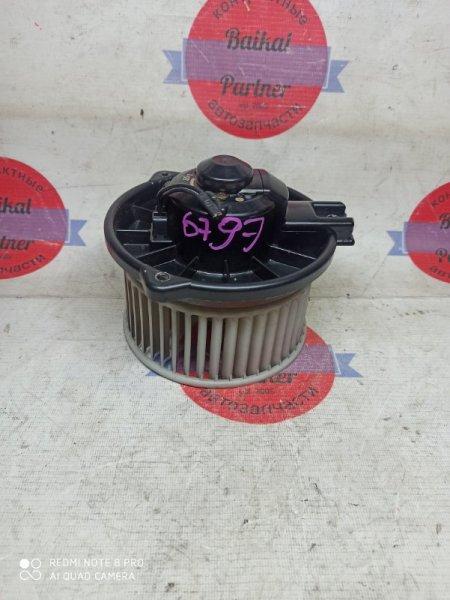 Мотор печки Toyota Corolla AE114 1997 6797