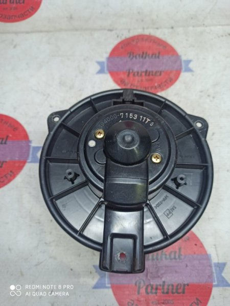 Мотор печки Toyota Mark Ii Wagon Qualis MCV25 1998 6682