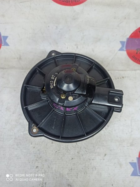 Мотор печки Toyota Cresta GX105 1998 6788
