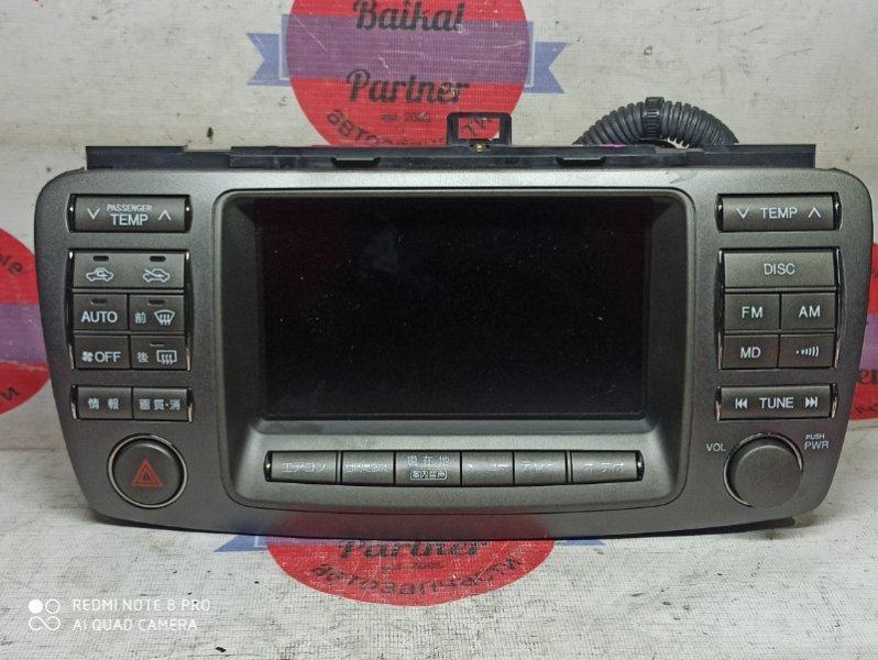 Монитор Toyota Brevis JCG15 6633