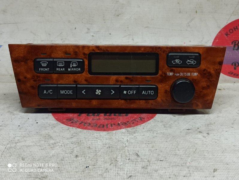 Климат-контроль Toyota Windom MCV21 2MZ-FE 2001 6660
