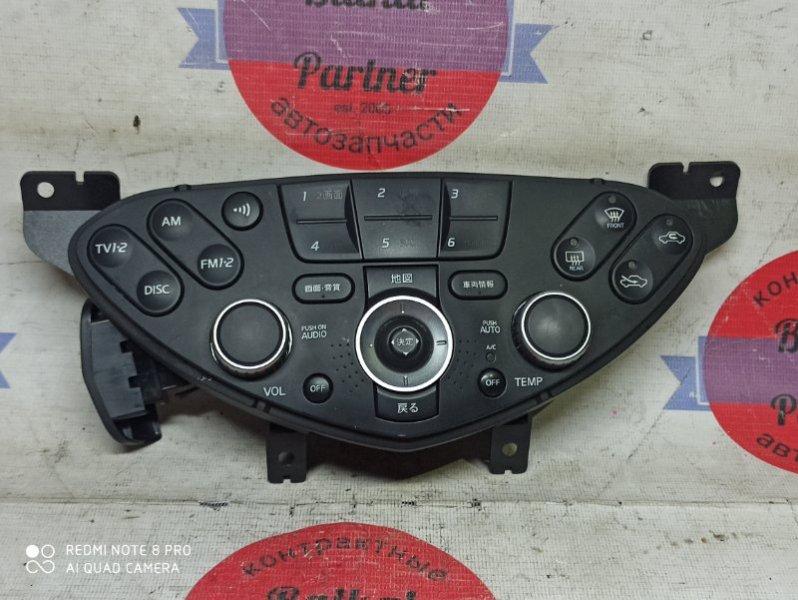 Климат-контроль Nissan Primera TP12 2002 6808