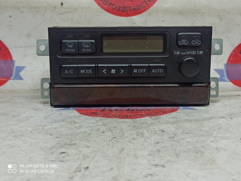 Климат-контроль Toyota Mark Ii Wagon Qualis MCV25 1998 6682