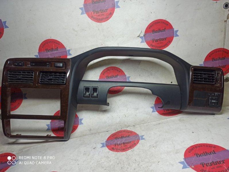 Консоль магнитофона Toyota Carina AT211 1996 6732