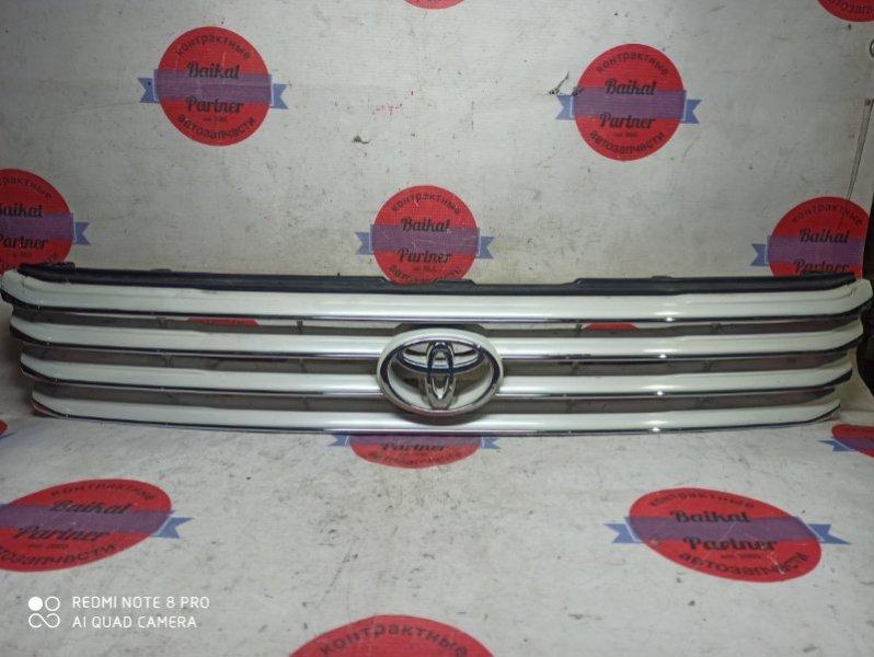 Решетка радиатора Toyota Hiace Regius KCH46W 1KZ-TE 1999 6671