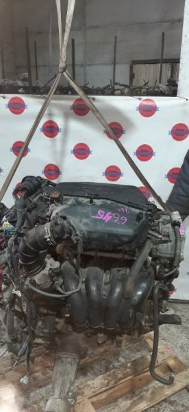 Двигатель Toyota Alphard ANH15W 2AZ-FE 2002 6645