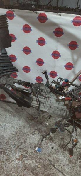 Мкпп Suzuki Jimny JB23W K6A