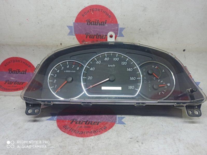 Комбинация приборов Toyota Alphard ANH15W 2AZ-FE 2002 6645